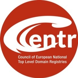 Logo Centr - Council European National Top Level Domain Registries